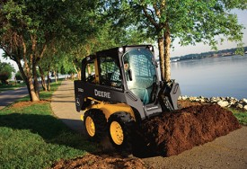 Commercial Worksite Products; Product Brochures; DKADSSCWPP; D Series; Skid Steer Loaders